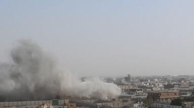 US-Saudi Warplanes Launch Several Airstrikes in Hodeidah, Violating Stockholm Agreement