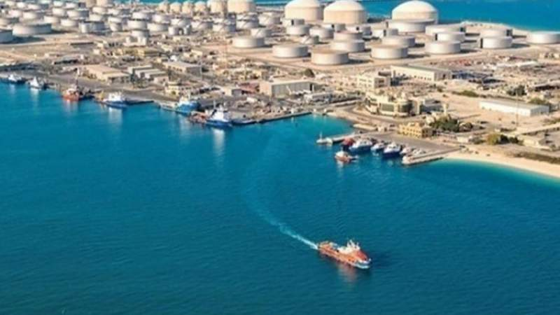Total Disruption of Saudi Oil Production Export Sites in Ras Tanura