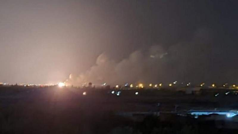 Israeli Warplanes Attack Syria's Homs for 2nd Time in A Week, Kill 1 Soldier
