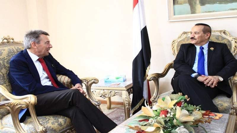 Yemen FM Confirms Readiness to Provide Facilities for ICRC to Alleviate Humanitarian Suffering
