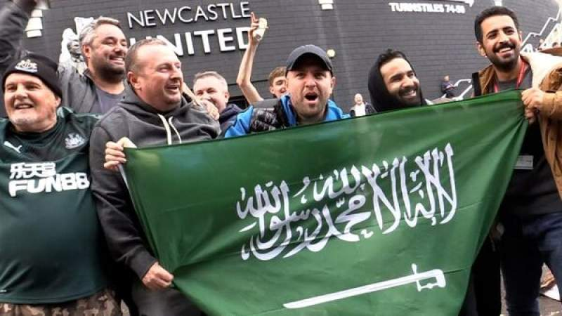 Saudi Regime 'Sportswashing' Human Rights Abuses with Newcastle Takeover