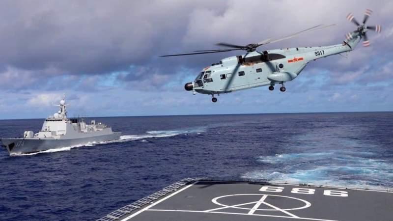 China Defends Recent Drills Near Taipei